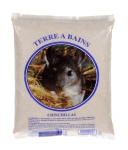 TERRE  A BAIN CHINCHILLAS